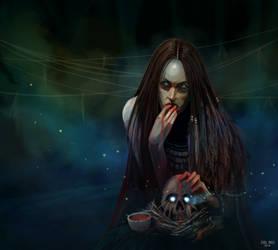 Witchcraft by juliodelrio
