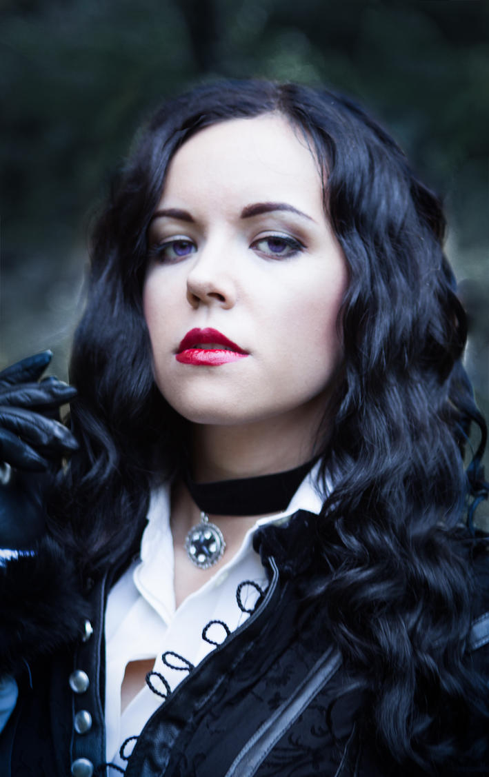 Yennefer cosplay - The Witcher 3 Wild Hunt by AbigailSins