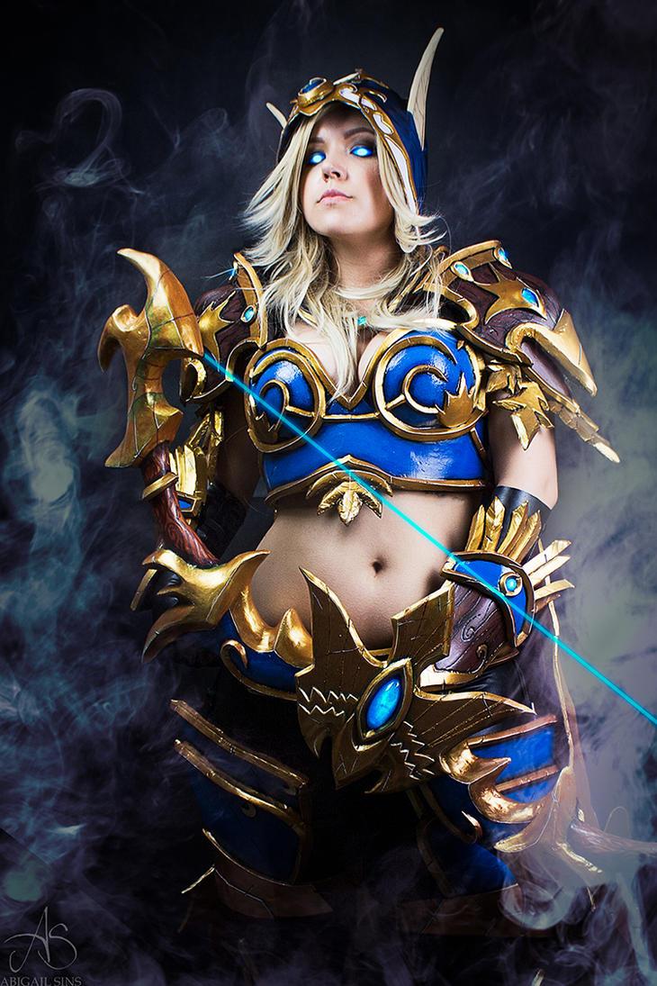 Ranger General Sylvanas cosplay by AbigailSins