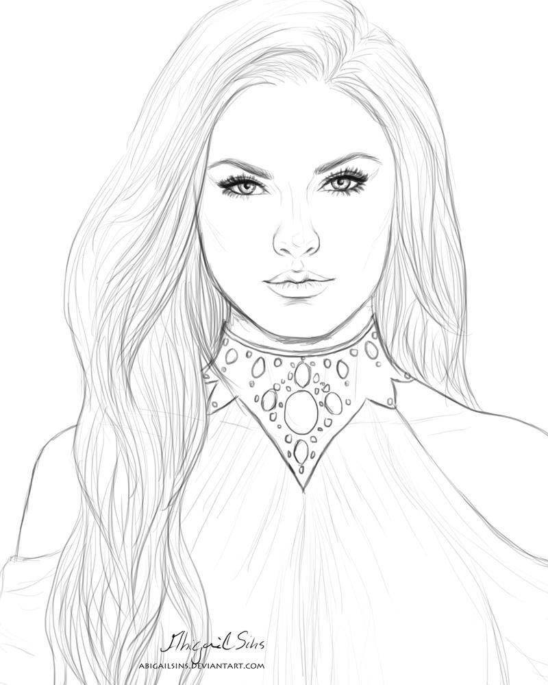 Priestess - ANDERNYA by AbigailSins