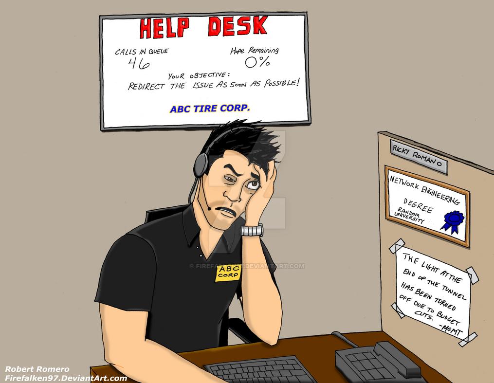 help desk by firefalken97 on deviantart