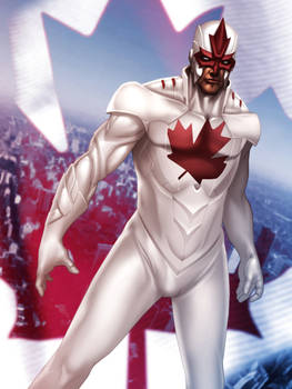 CAPTAIN CANUCK ENTRY