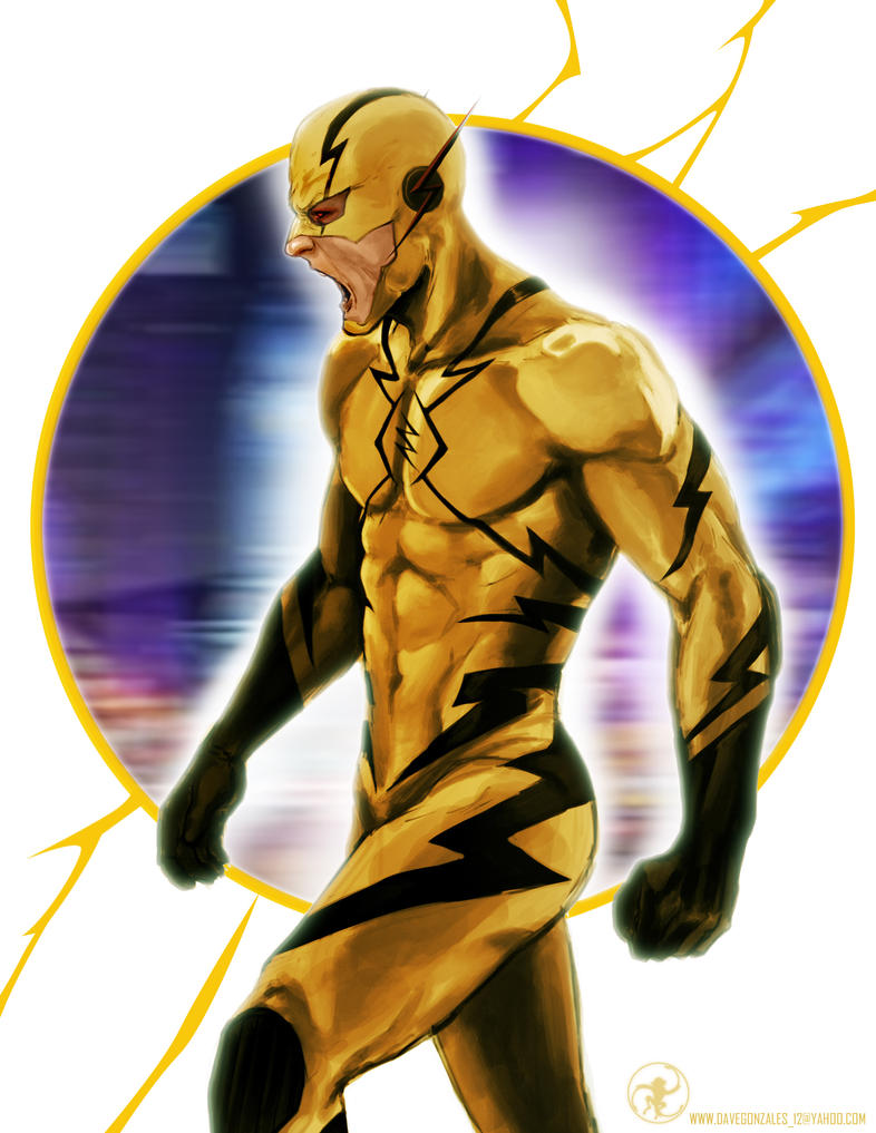 Reverse Flash by turpentine-08