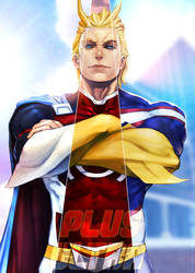 Allmight Evolution by turpentine-08