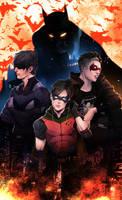 Bats and Robins