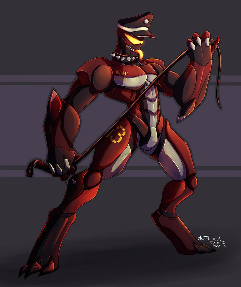 Masterbot: Kaiser by UndeadKitty13