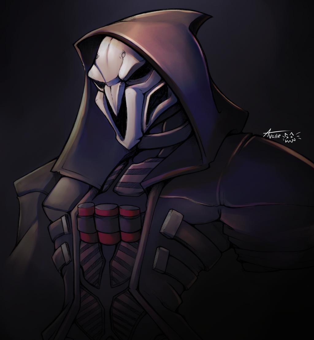 Reaper by UndeadKitty13