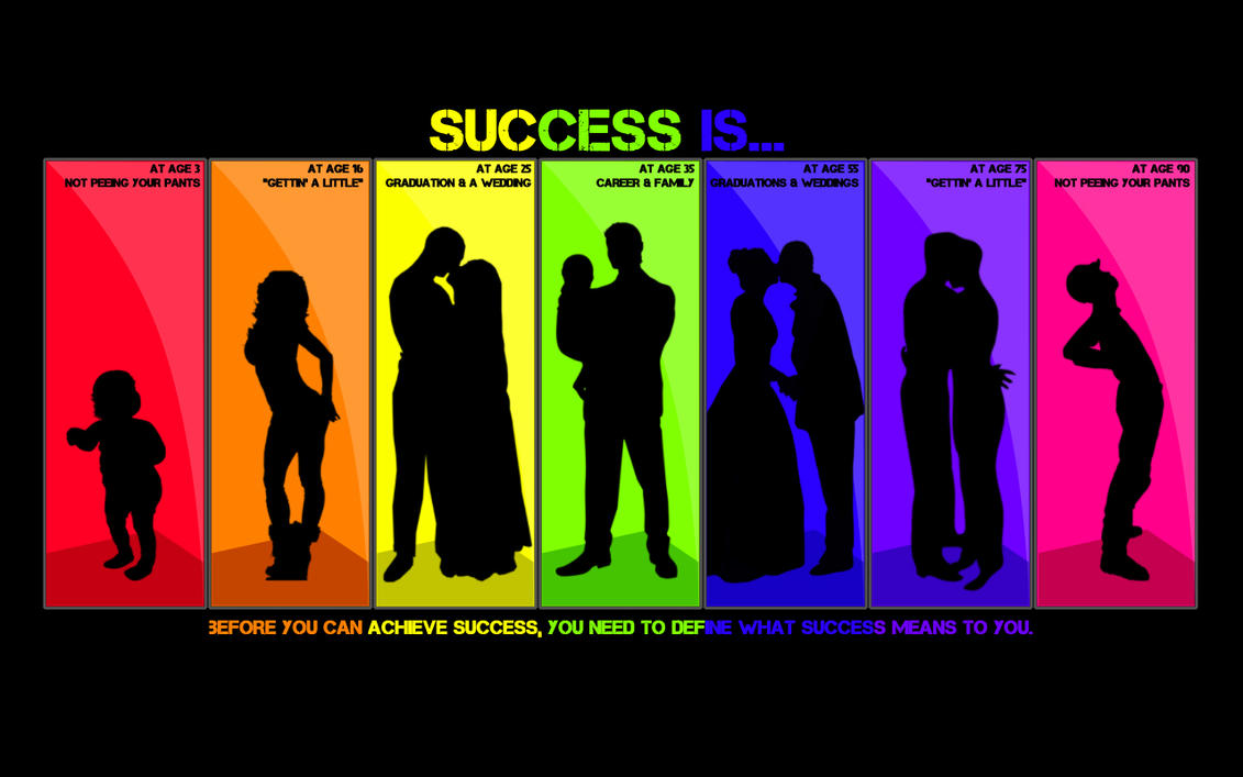 what is succcess For some students, success in school means getting as and bs for others, it means getting straight as, starring in the school play, and winning the class election.