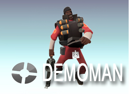 Super Smash bros Arl: Demoman by SyafiqIqbalsAgito90