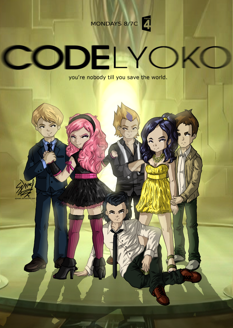 Code Lyoko: You're No One Till You Save the World by FireLordWael