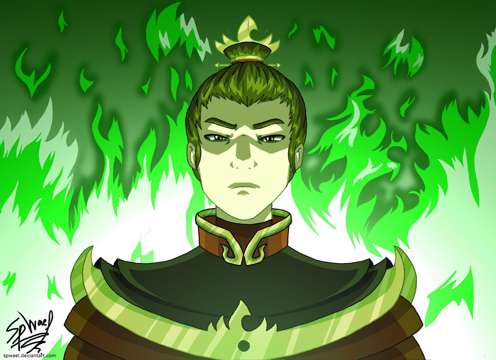 Fire Lord Wael Rises by FireLordWael