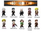 The Ten Doctors of Gaia