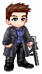Captain Jack Harkness of Gaia by BlueBeacon