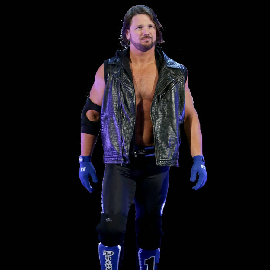 AJ Styles Render #1 By KJAmino85 On DeviantArt