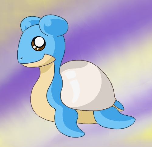 Baby Lapras by Synchro593