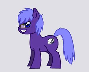 MLP:FiM Ekeralos Pony by Synchro593