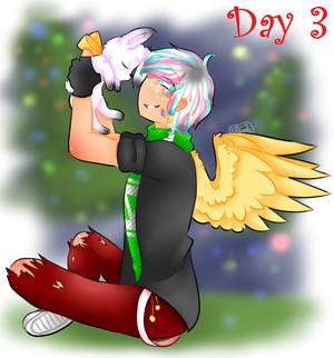 [25 days until christmas] Day 3