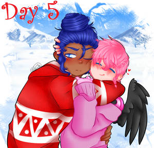 [25 days until christmas] Day 5