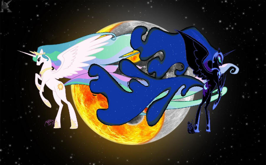 принцесса селестия принцесса луна принцесса каденс картинки