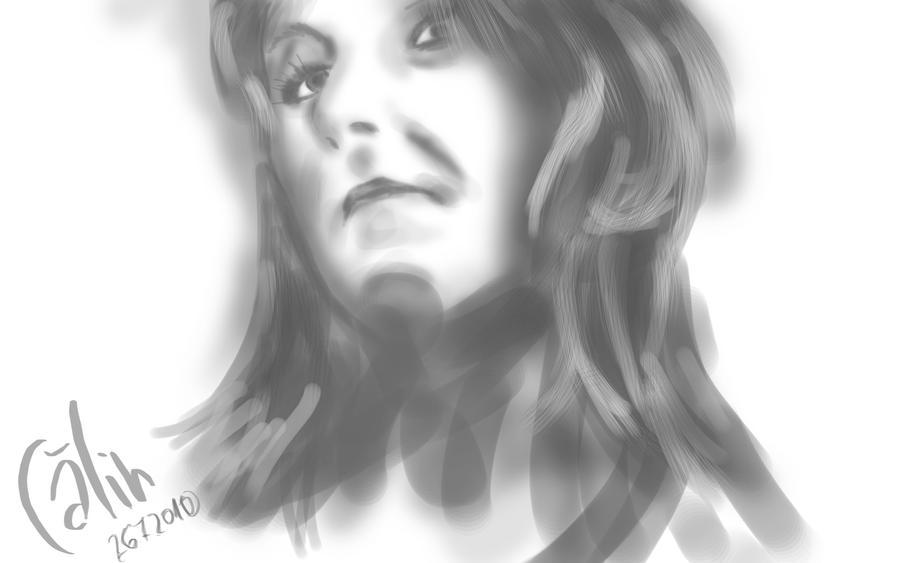 15 min sketch by calinuz