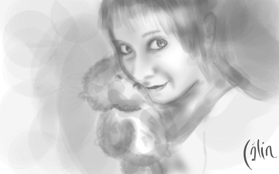 15 min sketch 2 by calinuz