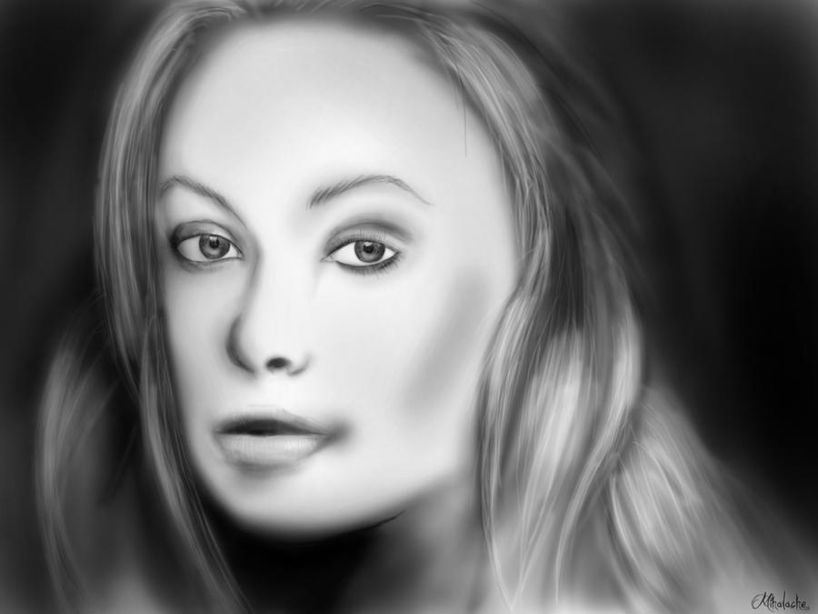 Portrait 1 by calinuz