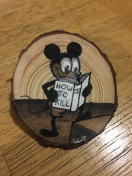 Knock On Wood #0 How To Kill