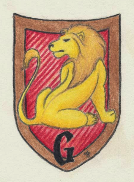 Gryffindor Crest By Goldfog ...