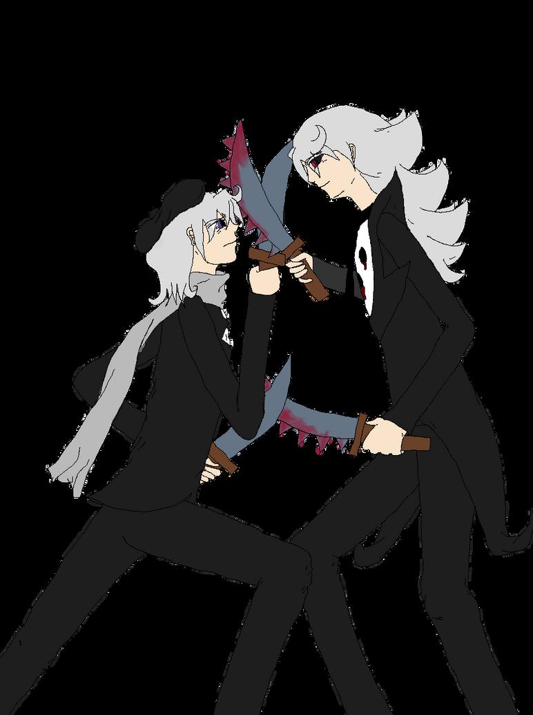Fight by DarkLaviLover