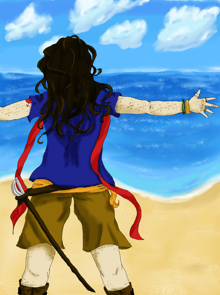Sail By The Sea by DarkLaviLover