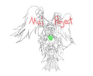 MMRP shirt design