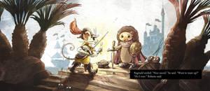 Reginald the Great - Page 14 by ChildOfLightUbi