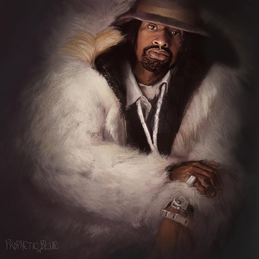 Attractive Mac Dre Art By Danny H by propheticblue on DeviantArt HP44