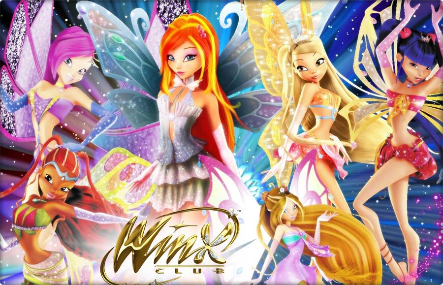 Winx 3d enchantix! by AlexaSpears1333