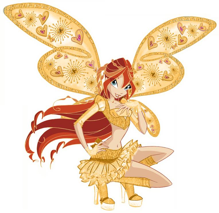 Winx club gold believex bloom by alexaspears1333