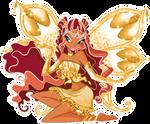 Aisha Gold Enchantix