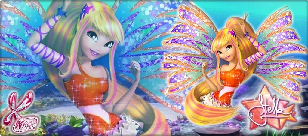 Stella 3D Sirenix! by AlexaSpears1333  Stella 3D Siren...