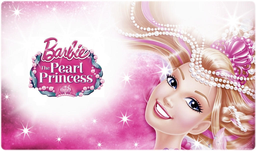 Barbie The Pearl Princess Wallpaper By Alexaspears1333 On