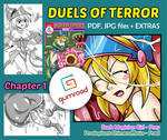 DUELS OF TERROR COMIC Chapter 1 by krlitosss