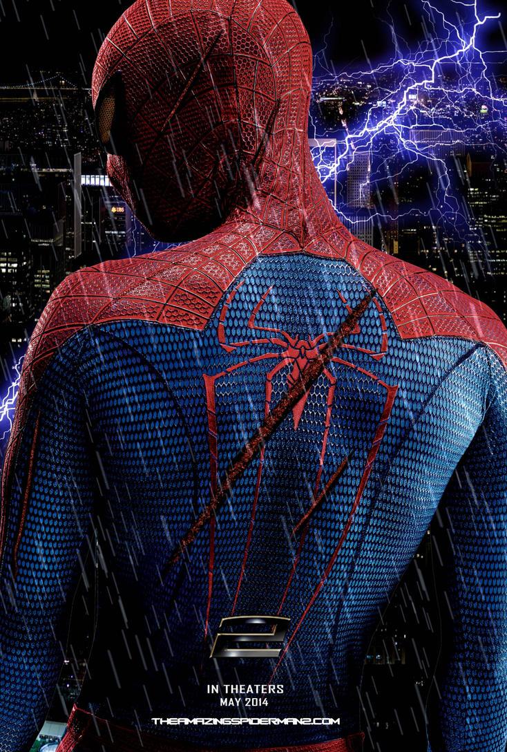 the amazing spider man 2 poster v3 by francus321 on deviantart. Black Bedroom Furniture Sets. Home Design Ideas