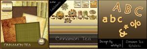 Cinnamon Tea Kit by noema-13