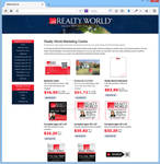 Realty World Website