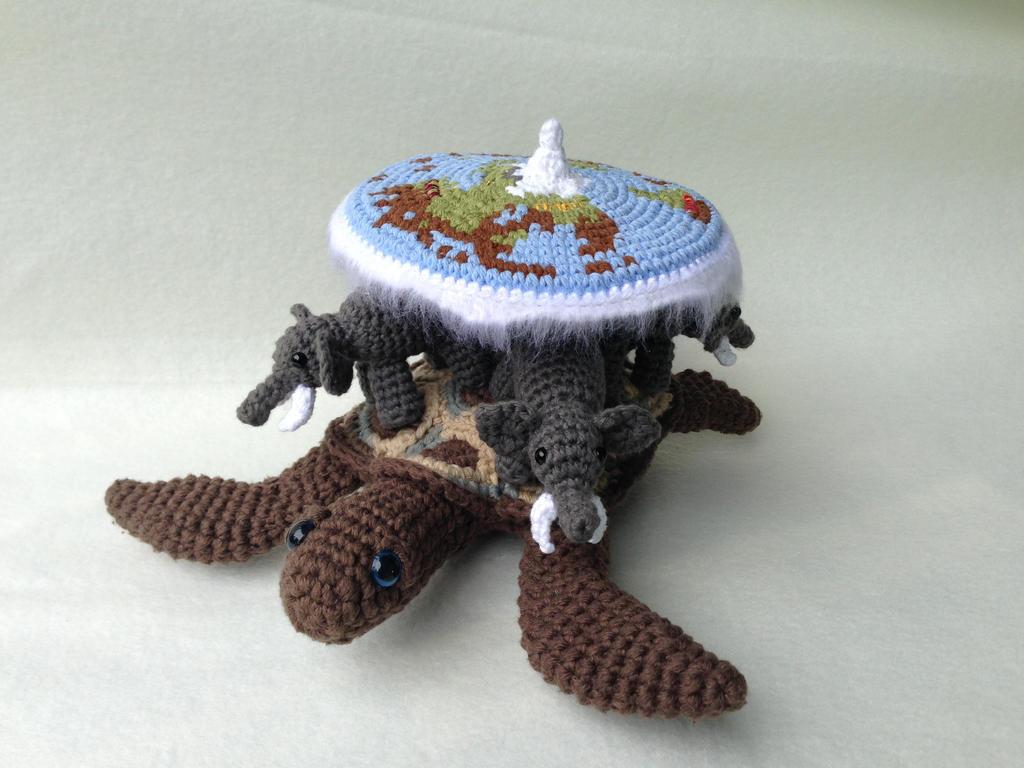 Amigurumi Discworld : Discworld Amigurumi by MissPlace4770 on DeviantArt