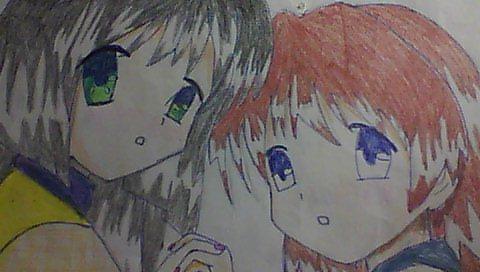 Clannad by Sawako1