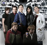 Torchwood and DW Cosplay