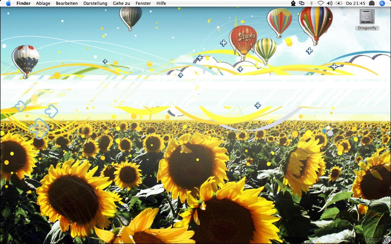 My Desktop Feb 2007 by newon2