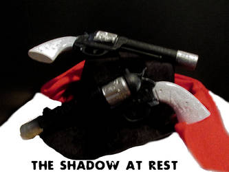 The Shadow At Rest by Papercrafter1