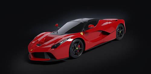 La Ferrari 00