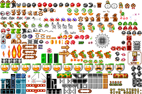 Super Mario Bros All-Stars » Mario Making Mods