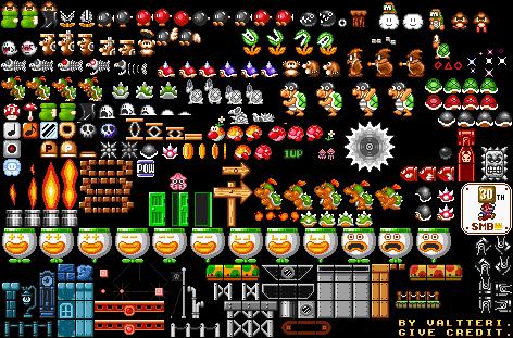 Super Mario Maker 39 S Updates DLC By Qwertyuiopasd1234567 On